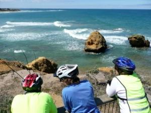Geelong Tour 2009 - Torquay Ride